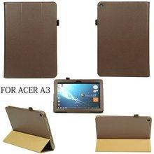 Leather Tablet Case For ACER A3 Case
