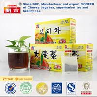 Korea Elixir Pearl Barley Tea bag 100%natural green barley grass 100%natural santi barley capsule 100%natural barley breeding
