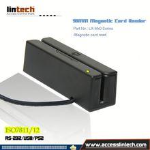 MSR900 3 Tracks magnetic card|USB magnetic stripe reader msr with usb msr90