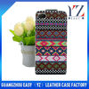 2014 new products high quality mobile phone leather case for lenovo s820 smartphone wallet