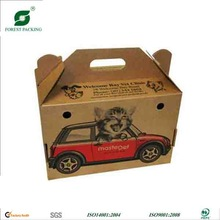 CARDBOARD BOX CAR DESIGN FP600720