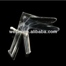 tipo de tornillo lateral de plástico dilatadores vaginales