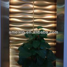 Plastic Wholesale 3D Decorative Wall Panel