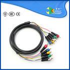 RCA copper coaxial Audio vedio shield cable