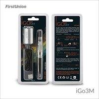 2014 new invention products reusable shisha hookah pen iGo3M electronic cigarette germany