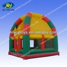Adulto divertente gioco con cupola, usato ponticelli festa per la vendita, stile coccodrillo gonfiabili buttafuori