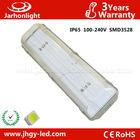 4ft IP65 LED tube Light waterproof PC Shell fluorescent light fixture