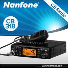 Nanfone CB-318 high power am/fm China remote cb two way radio