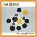 Cr80 tamaño uhf de la etiqueta de la moneda con precio de fábrica