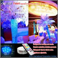 JEJA event rental LED lighted table decorative centerpiece