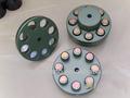 extensão da longa vida de peças de ferro bomba flexível de acoplamento de borracha da china na venda