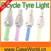 LED Bicycle tyre light Valve Cap LED Wheel Light for Bike Bicycle Accessories