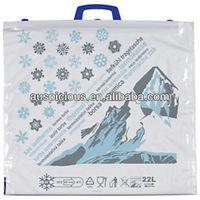 Logo printed foil insulated bag thermal bag hot cold bag