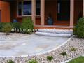 venda quente ao ar livre escadas de granito para decoração jardinagem