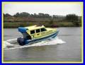 barco de ambulancias