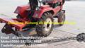 9gb- 1. 4~ 9gb- 2. 1 tractores série flail cortador da caixa de velocidades para cortador de relva