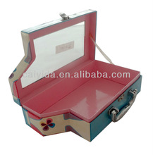 christmas gift paper box,special paper box angel