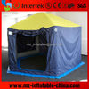 Inflatable warehouse house tent