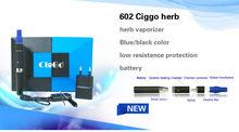 2014 newest vaped wax dry herb vaporizer e cigar dry herb