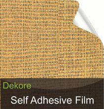 Adhesive Opaque Foil Adhesive Opaque Foil 2D Shelf Liner For Kitchen waterproof matte decorative window film