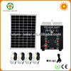 Portable off-grid solar home lighting system FS-S904