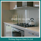 4mm Tempered Glass Kitchen Backsplash