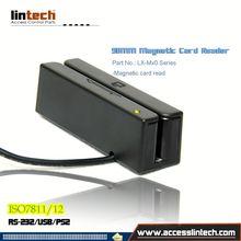New magstripe card reader encoder|3 tracks mini usb magnetic card reader msr