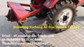 9GB-1.4 ~ 9GB-2.1 tractores de la serie mayal cortadora de pequeña cortadora de césped cortadora