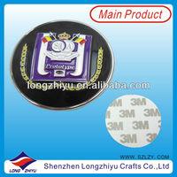 High Quality Newest Custom Car Metal Badges Emblem Manufactory,Cheap Car Badge Medal Emblem For Souvenir