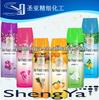 250ml auto air freshener by aerosol spray can for room,pet area,bathroom,kitchen,hotel