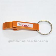 Hot colorful metal opener OEM