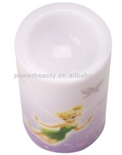 Fairy Led Candle lamp battery operated disney princess for kid