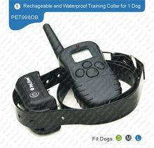 China Wholesale Pet Product Vibration Waterproof Shock Dog Training Collars Dog Beeper Collar