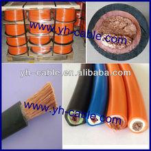 EPR/Rubber sheathed flexible rubber cable/korea welding cable