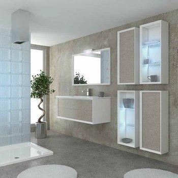 Brilliant Vigo VGT1043 Kenyan Twilight Glass Vessel Bathroom Sink And Milo