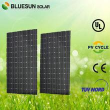 Hot sell 156cell mono high watt power solar panel