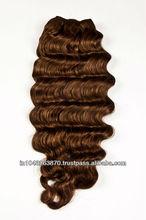 Indian natural virgin curly