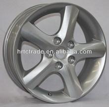 Hot selling aluminum car wheels 16