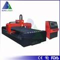 fibra de aço inoxidável cortador de laser