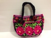 Thai embroidery Hmong cosmetic bag / Small bag