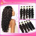 De alta qualidade produtos de cabelo atacado 5a brasileiro solto onda extensão do cabelo humano cabelo manicure