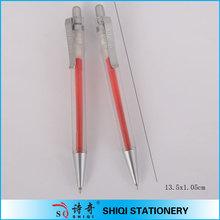 Normal plastic writing gel pens