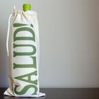 reusable promotion picnic wine jute bags