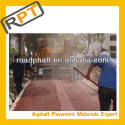 produce red Asphalt from Roadphalt