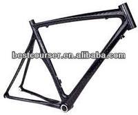 BC-1230 Custom aluminum road bike frame