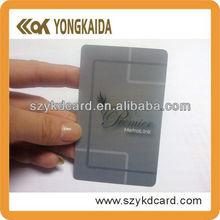 fast delivery TK4100/EM4100 proximity smart cards