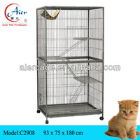 pet house cage for cat