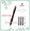 Caneta brinde promocional, clique bola caneta, caneta de metal cb1048b