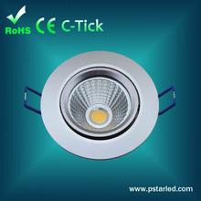 ultra brightness 110lm/w pull down lights Cree/Sharp/Epistar led ceiling light