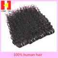 2014 100% virgen extensión del pelo humano profundo peinados tejer tejer del pelo